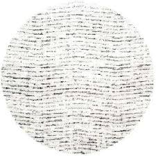 home and furniture attractive 4 foot round rugs at charisma indoor outdoor ft braided rug white