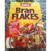 giant eagle bran flakes cereal nutrition