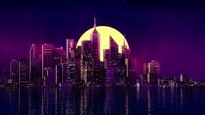 1920x1080 Neon New York City 1080P ...