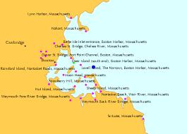 Boston Harbor Tide Chart 2017 Boston Light Boston Harbor Massachusetts Tide Chart