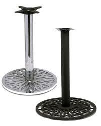 100 series designer round table base