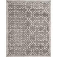 surprise indoor outdoor rugs 8x10 terrific safavieh amherst gray light 8 ft x 10