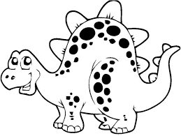 Small Picture Free Funny Dinosaur Coloring Pages Printable Bebo Pandco