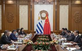 EEUU consulta a Uruguay por su intercambio comercial con China -  08.07.2019, Sputnik Mundo