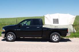 Family Tent Camping : NEW! Kodiak Canvas 8' Truck Bed Tent #7218