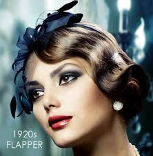 flapper 10 makeup looks for the holiday season