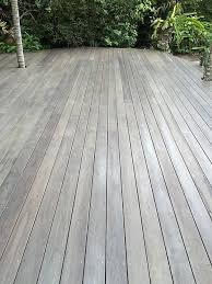 Grey Timber Stain Sikkens Cetol Hlse In Silver Grey Deck