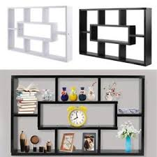 Dining room wall units Room Decor Image Is Loading Multifwallstoragedisplaycabinetlivingroomdining Centralazdining Multif Wall Storage Display Cabinet Living Room Dining Room Bedroom