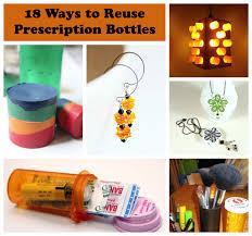 Upcycling Pill Bottles | Pill bottles, Prescription bottles and ...
