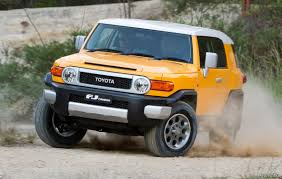 2016 Toyota Fj cruiser – pictures, information and specs - Auto ...
