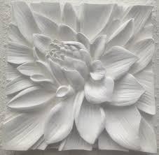 white 3d wall art inside favorite 3d flower wall art etsy view 13 of 15 on 3d white flower wall art with top 15 of white 3d wall art