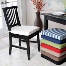 kitchen stool seat pads replacement cushions for kitchen chairs tie on cushion pads bar stool cushions square with ties