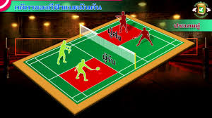 050-การเล่นและการให้คะแนนของกีฬาแบดมินตัน - YouTube