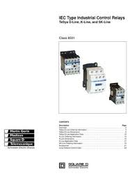 8501ct0101 by dimemk issuu iec type industrial control relays tesys d line k line and sk line