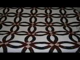 basic free quilt patterns double wedding ring quilt youtube - YouTube &  Adamdwight.com