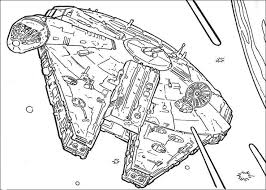 Small Picture Coloring Pages Printable Star Wars Coloring Pages