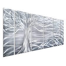 willow tree of life metal wall art