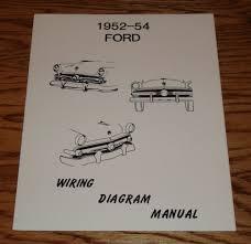 wrg 1641 1952 ford wiring diagram 1952 ford wiring diagram