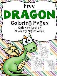 See more ideas about dragon coloring page, chinese dragon, coloring pages. Free Printable Dragon Coloring Pages For Preschool 1st