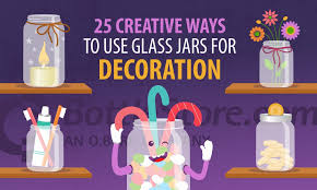Decorative Oil Jars 100 Creative Ways to Use Glass Jars for Decoration BottleStore 92