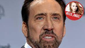 Hell zum Ehe-Aus bei Nicolas Cage ...