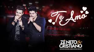 Zé Neto e Cristiano - Te Amo (DVD Ao vivo em São José do Rio Preto) [Vídeo  Oficial] - YouTube