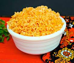 spanish rice. Delighful Rice Spanish Rice In E