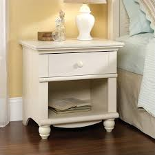 nightstand in antique white metal bistro garden table and chairs nightstand in antique white metal bistro garden table and chairs
