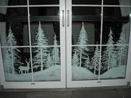 Tolle Fenstermalerei Für Winter Und Herbst