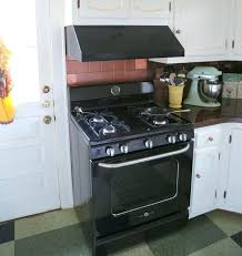 ge retro appliances. Ge Retro Appliances Artistry Gas Ran With The Perfect Idea White In Stock Series P