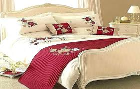red quilt sets red comforters sets quilts quilt and white bedding modern roses red and grey