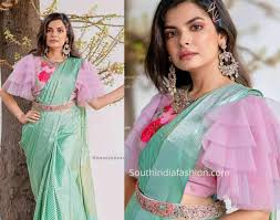 Latest Blouse Designs Photos 2019 New Blouse Designs 2019 Latest Silk Saree Blouse Designs
