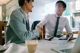 Business men shaking hands after a successful deal – Jacob Lund Photography  Store- premium stock photo