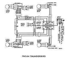 64 f100 wiring diagrams 64 automotive wiring diagrams windows wiring diagram for 1963 64 ford thunderbird