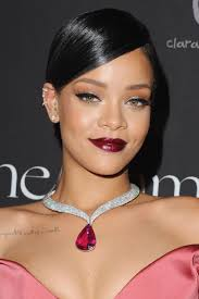 Rhianna Hair Style rihanna best hair and makeup moments teen vogue 6235 by wearticles.com