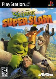 Shrek SuperSlam for PlayStation 2 (2005) MobyRank - MobyGames