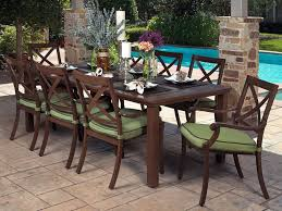 adorable 9 piece patio dining set of creative 8 home gallery idea throughout outdoor piece patio dining set o52