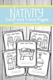 Feel free to print and color from the best 38+ free nativity coloring pages at getcolorings.com. Free Printable Nativity Coloring Pages For Preschoolers