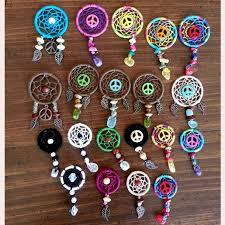 Purchase Dream Catchers Mini dream catcher pendants dream catcher diy jewelry 17
