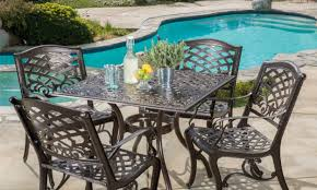 how to choose the best metal patio set overstock com