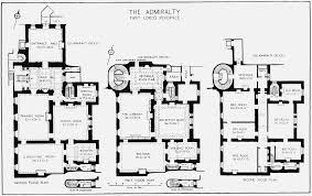 the admiralty first lord s residence