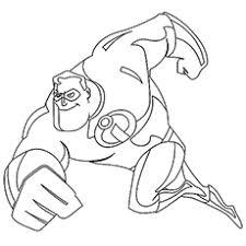 Top 10 The Incredibles Kleurplaten Uw Peuter Will Love To Do
