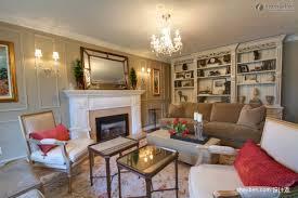 Warm Living Room Decorating Interesting Home Living Room Decorating Ideas With American Style