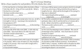 linear equations word problems worksheet homeschooldressage com rh homeschooldressage com