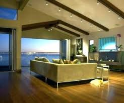 track lighting for sloped ceiling. Architecture And Home: Adorable Track Lighting Sloped Ceiling At For Vaulted Ceilings Nice Kitchen O