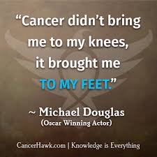 Quotes About Cancer Best 48 Inspirational Quotes From Famous Cancer Survivors CancerHawk