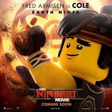 Warner Bros. UK — Meet #LEGONINJAGOMovie's Cole - he's, like, so...