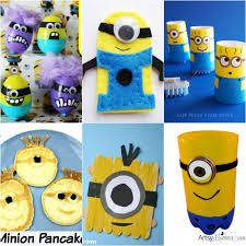 Fun Minion Crafts