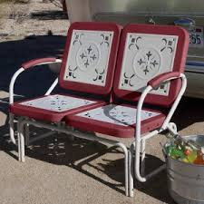 outdoor gliders for sale. Coral Coast Paradise Cove Retro Metal Outdoor Glider Loveseat Gliders For Sale B