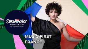 Music First with Barbara Pravi from France 🇫🇷 - Eurovision Song Contest  2021 - YouTube